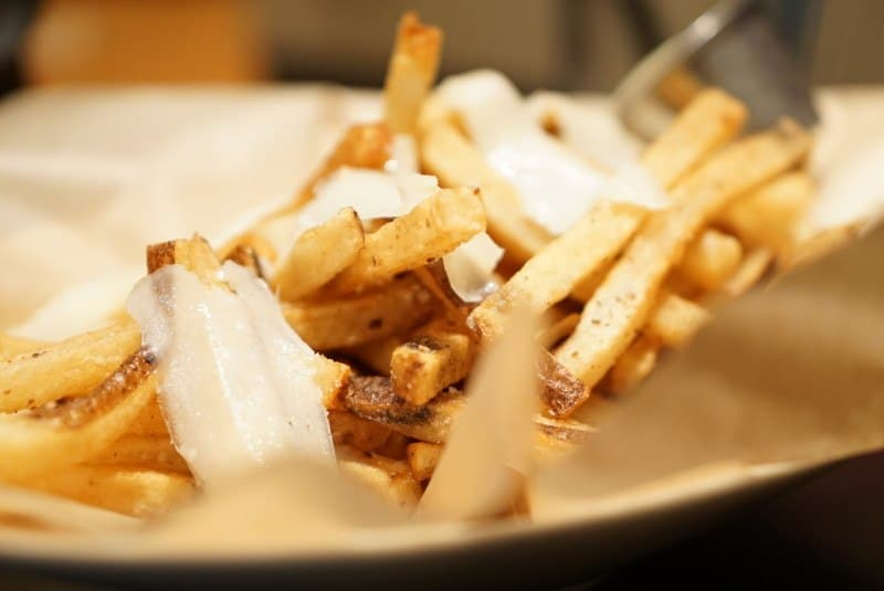 Haystack Fries Territory Lounge