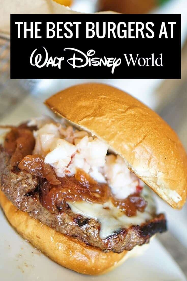 Best Burgers at Disney World