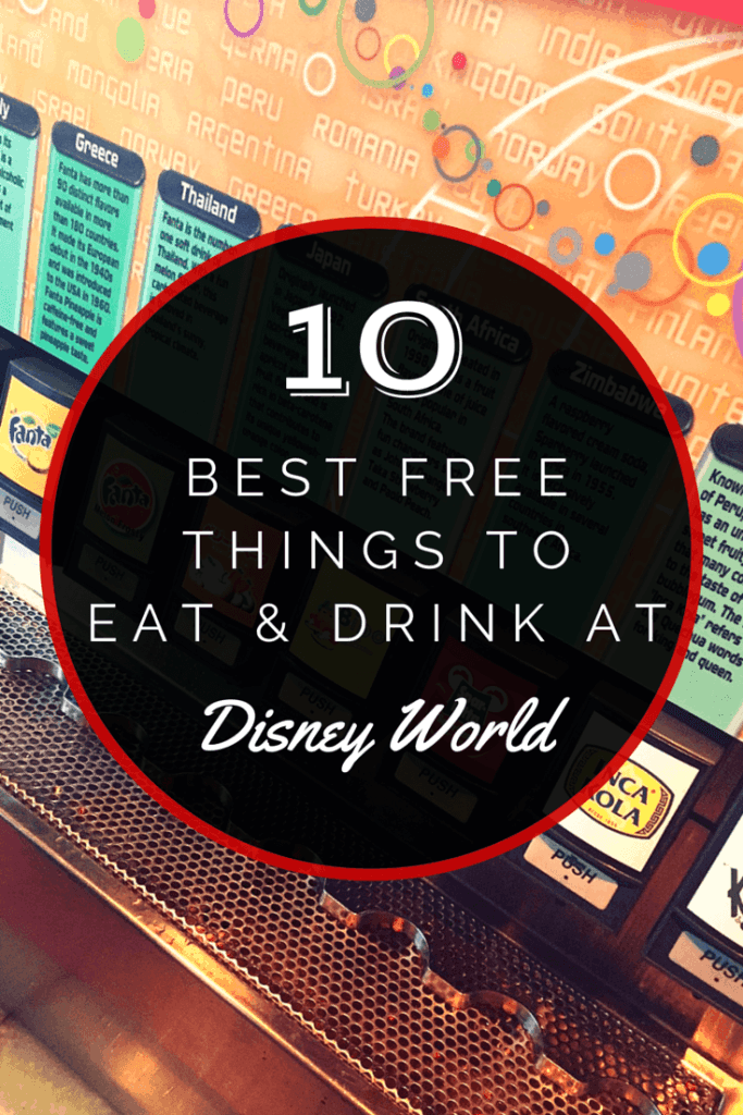 Best Free Food in Disney World