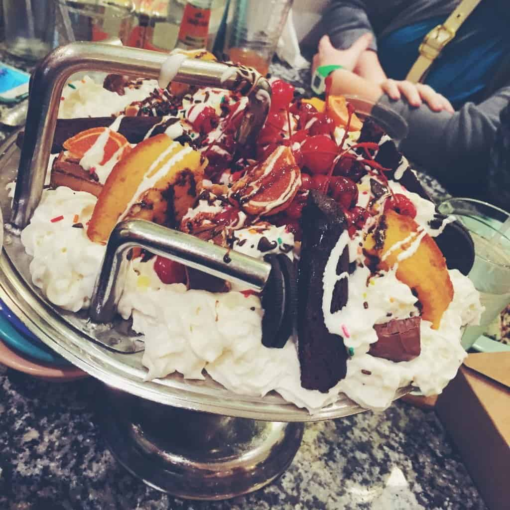 Kitchen Sink from Beaches and Cream