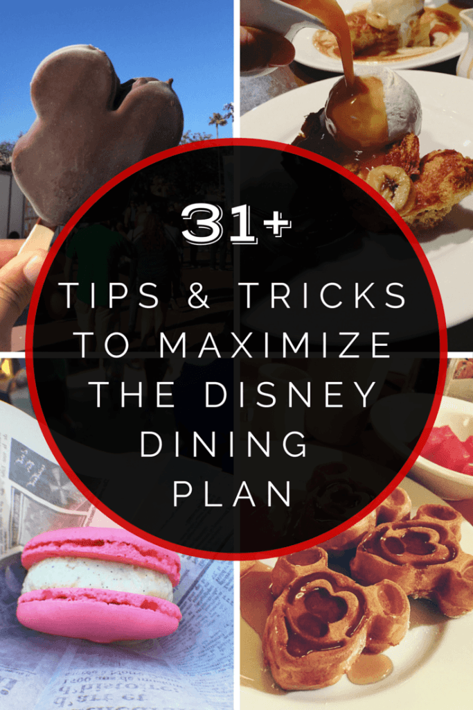 Disney Dining Plan Tips, Tricks, and Secrets