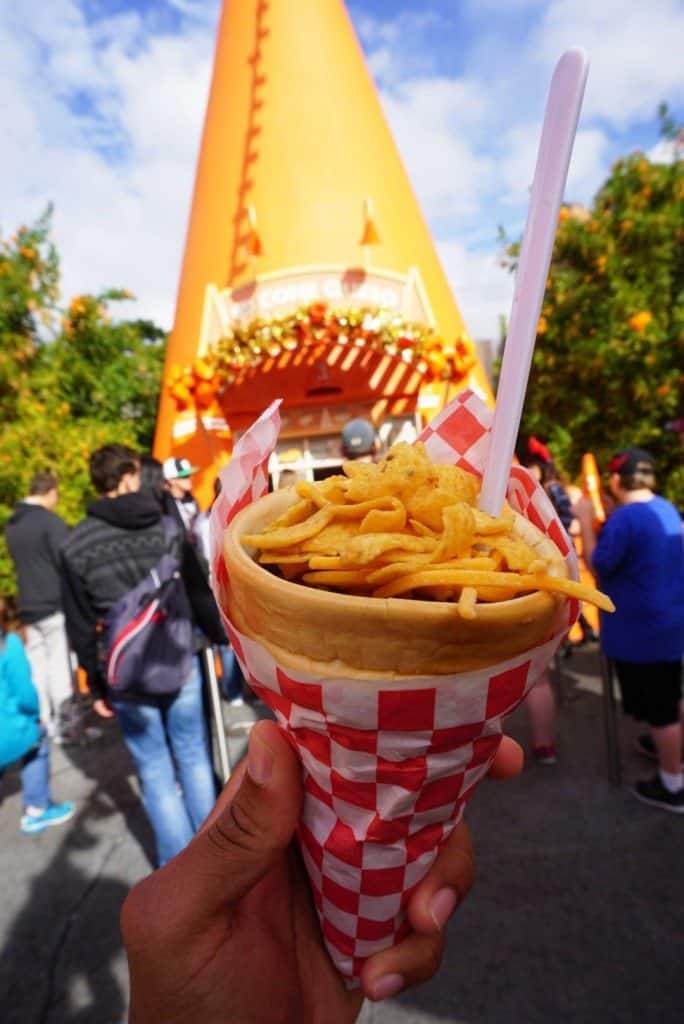 16 Delicious Food And Drinks From Disneyland Amp California