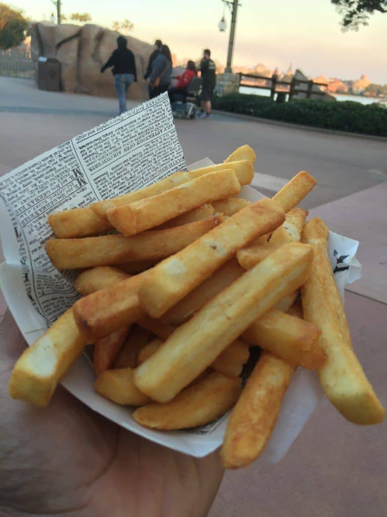 Yorkshire Chips