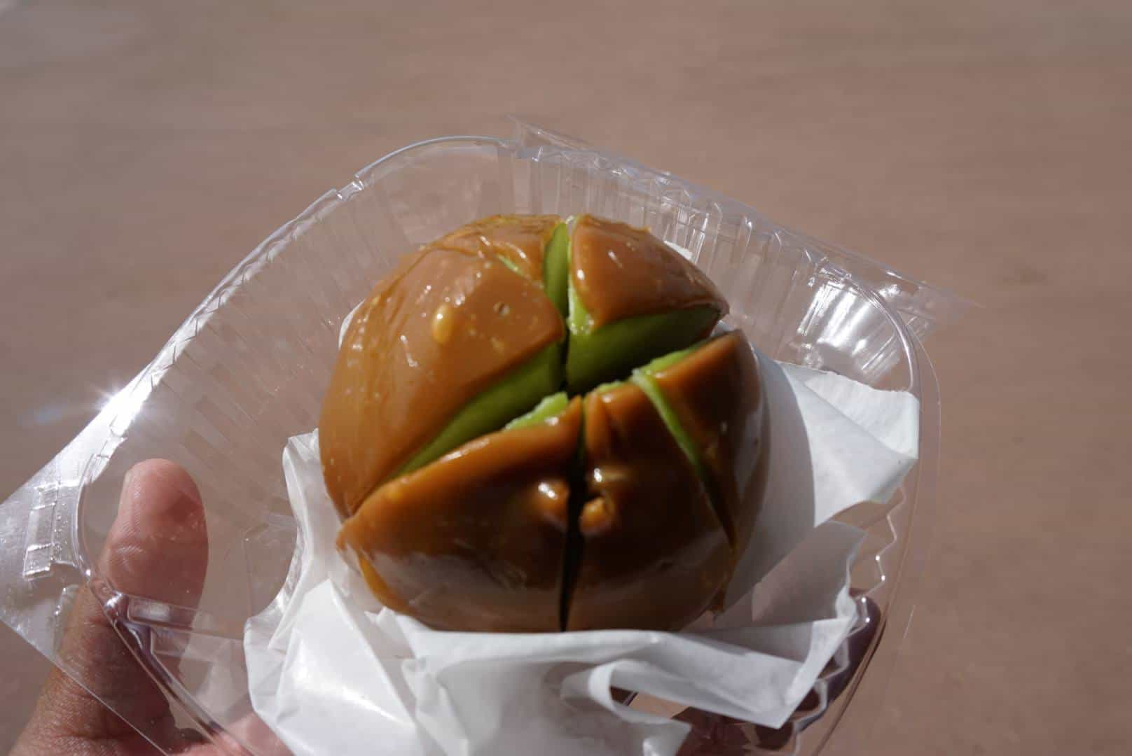 Caramel Apple Epcot