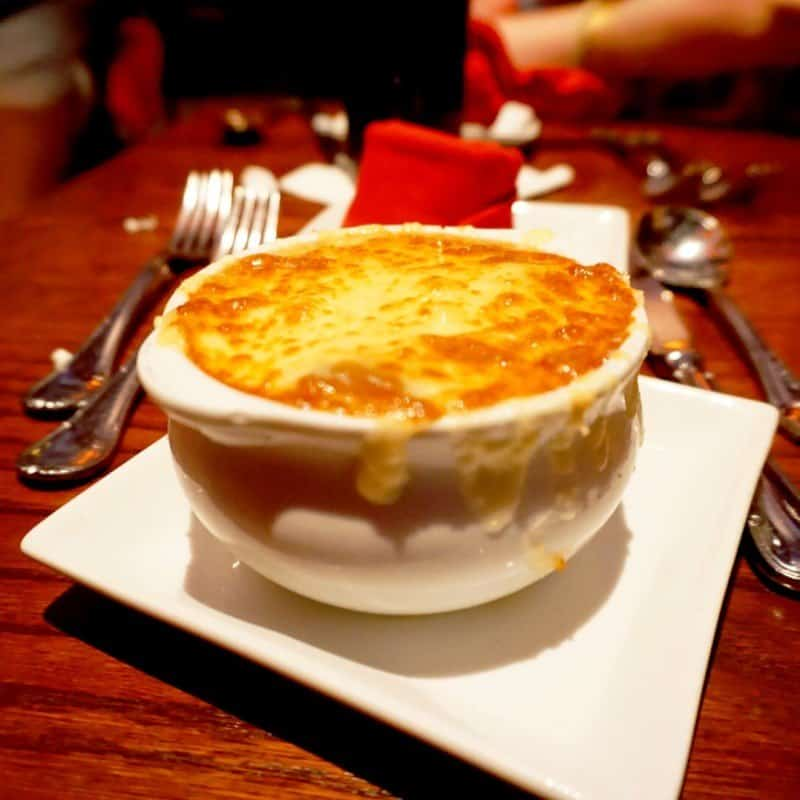 French Onion Soup Be Our Guest
