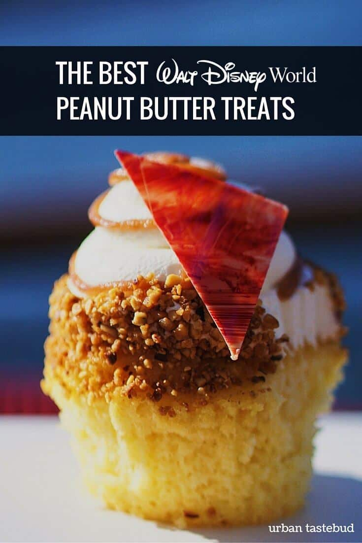 Best Disney World Peanut Butter Treats and Snacks