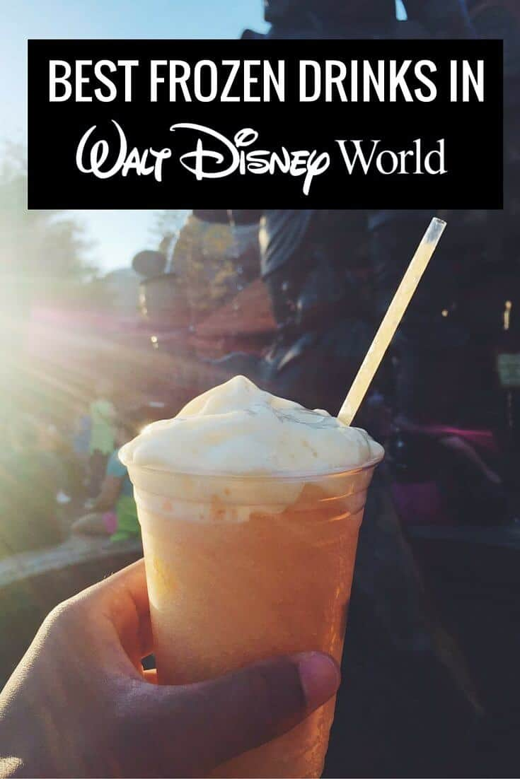Best Frozen Drinks at Disney World