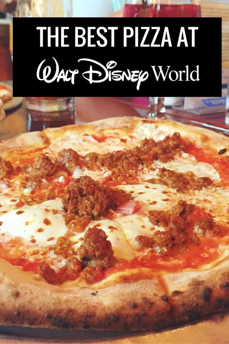 Best Pizza at Disney World