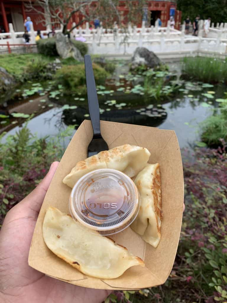 Epcot Pot Stickers