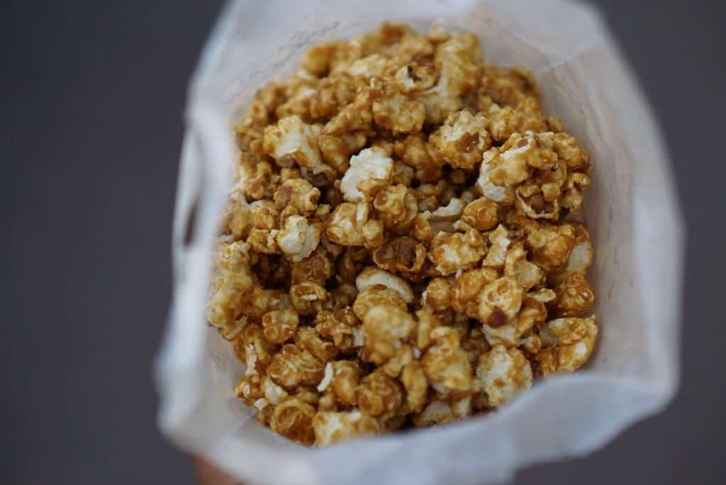 Werther's Caramel Popcorn